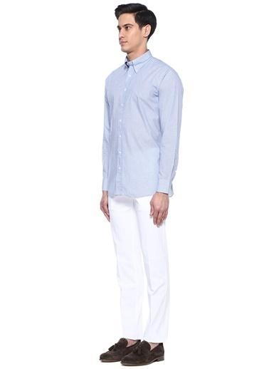 Lardini Pantolon Beyaz